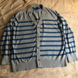 Tommy Hilfiger  striped Cardigan in XL